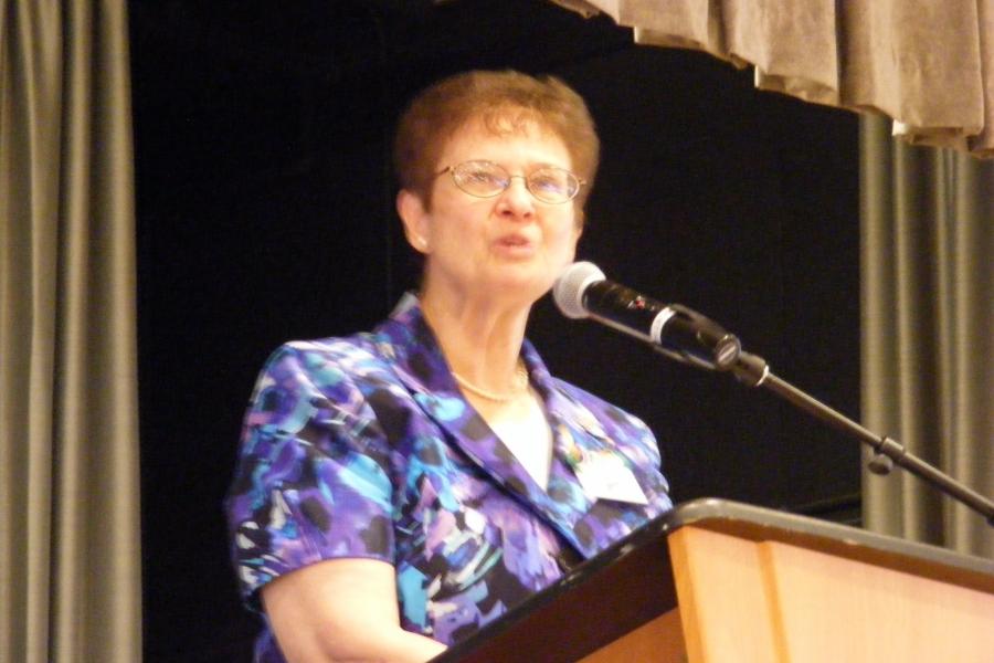 Sister Sharon
