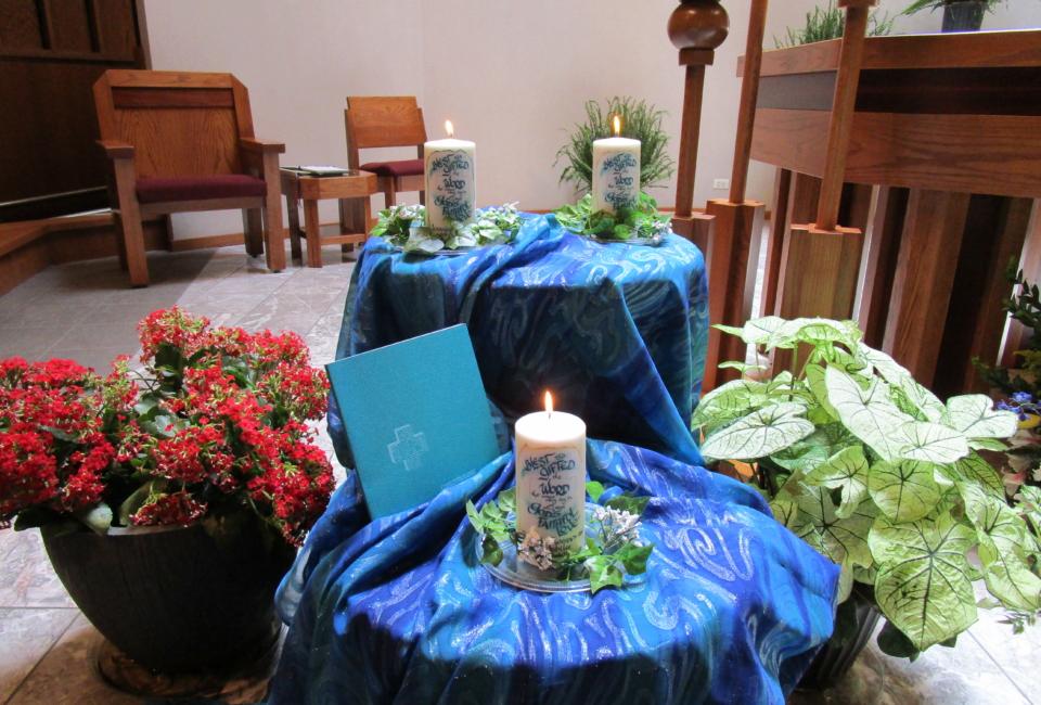 Altar SLW Setup