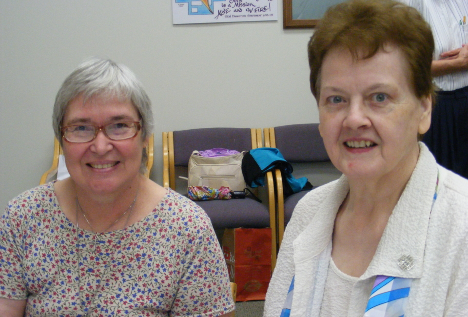 Liz And Kathleen