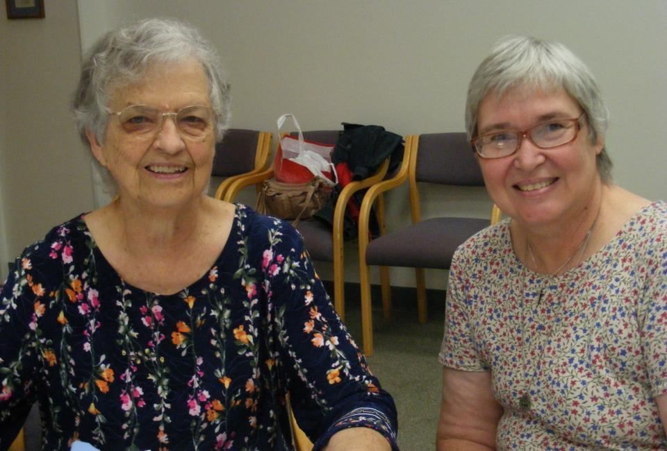 Mary Catherine And Liz
