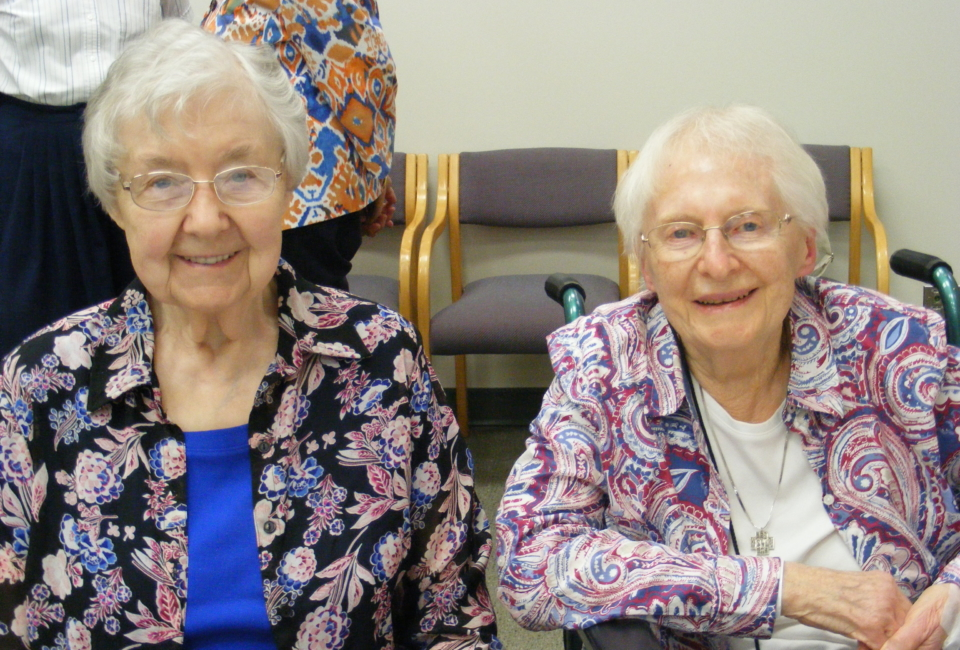 Rosaria And Mary Ann