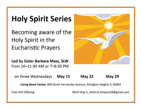 Holy Spirit Series @ Living Word Center
