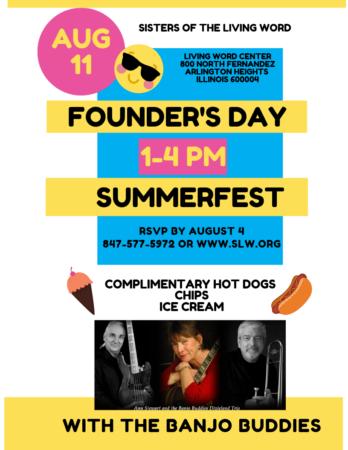 Founder's Day SummerFest @ Living Word Center