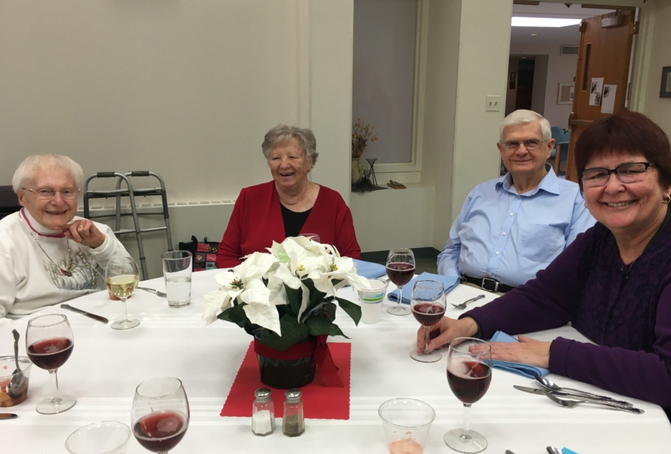 Mary Ann Z, Marilyn And Chuck Neuman And Marianne Dilsner