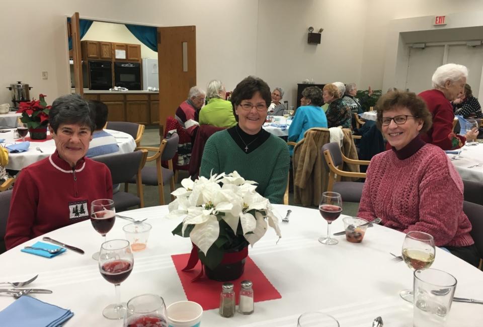 Pat Bethel, Karen Dillon And Sharon Meltzer