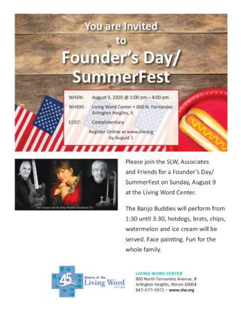 Founder's Day/SummerFest @ Living Word Center